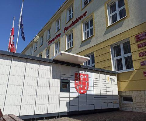 Innowacja, bezpieczeństwo, elastyczność – usługa InPost Urzad24 w Starostwie Powiatowym w Gorzowie Wlkp. już działa!!!