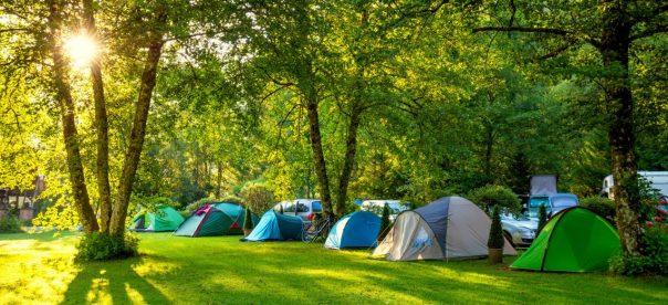 foto namiotów