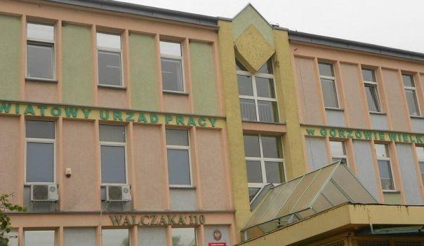 Budynek Powiatowego Urzędu Pracy w Gorzowie Wlkp.